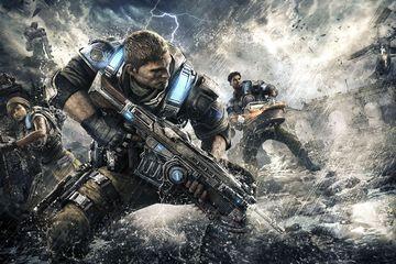 Gears of War 4 Windows'ta daha bir başka…