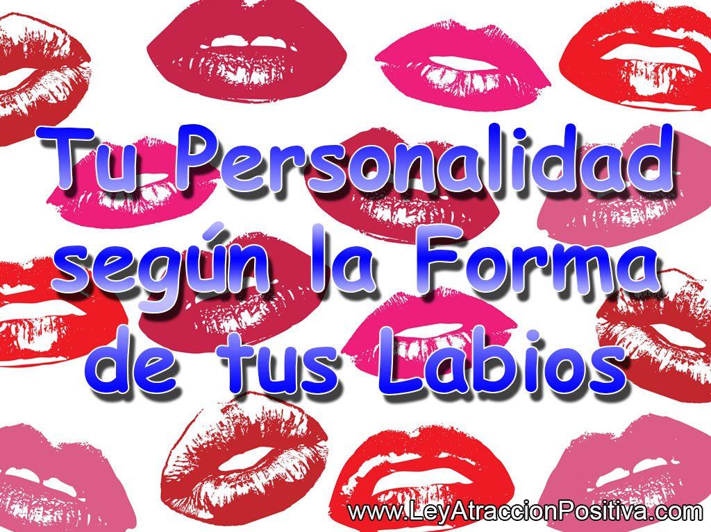 Tu Personalidad según la Forma de tus Labios (mujeres)