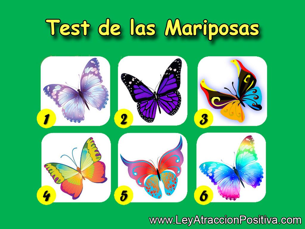Test de las Mariposas