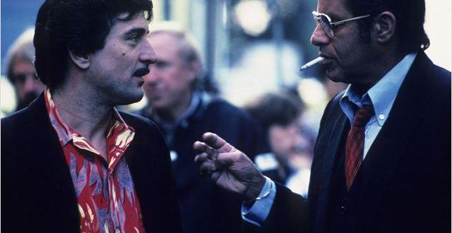 «La valse des pantins» de M.Scorsese , Critique Bluray