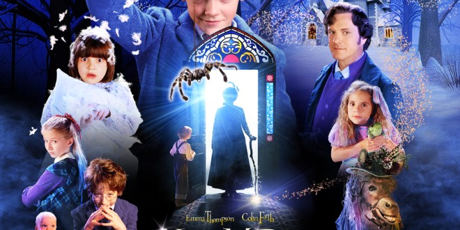 [Critique Blu-ray] « Nanny Mc Phee »