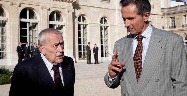 «L'affaire Gordji , histoire d'une cohabitation» de Guillaume Nicloux. Critique DVD