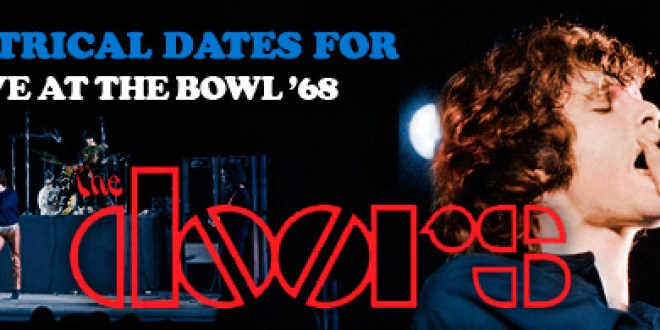[Sortie DVD] The Doors – Live at the Bowl'68