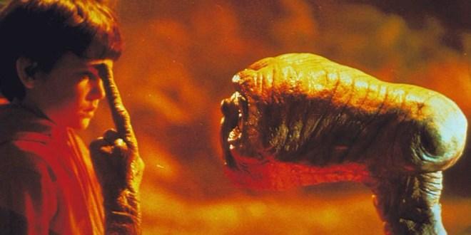 [Sortie Blu ray]  E.T