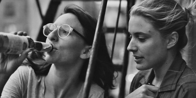« Frances Ha ».DVD. Critique