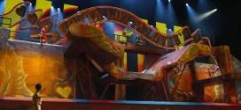 «Le Cirque du soleil» . DVD. Critique