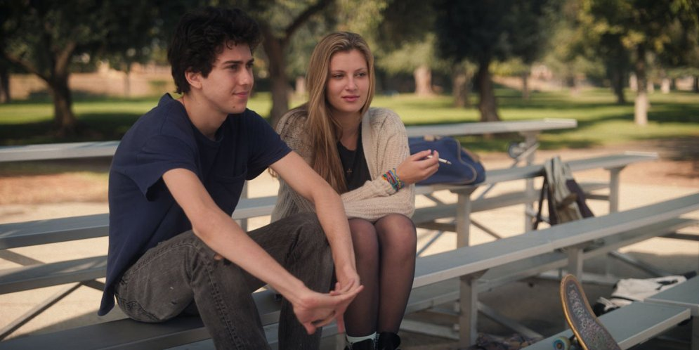 «Palo Alto» de Gia Coppola, critique Blu-ray