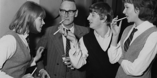 « A hard day's night » -Quatre garçons dans le vent- Critique Blu-ray