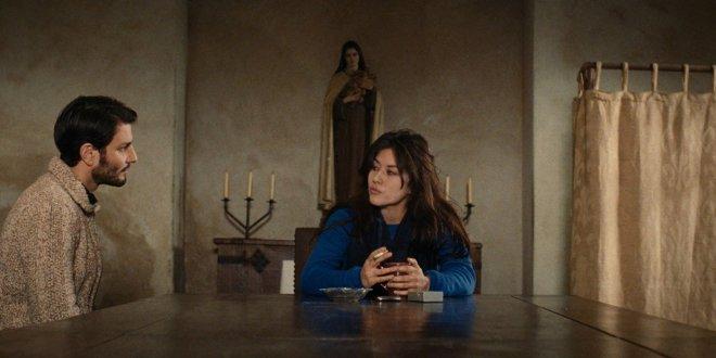 «La mante religieuse» de Natalie Saracco . Critique dvd