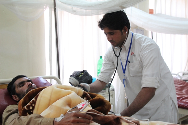 Medical Care in Pakistan