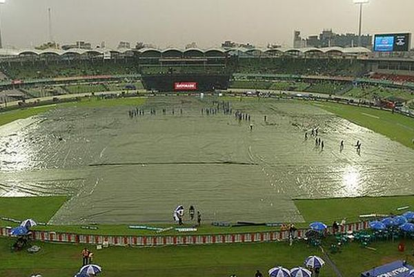 Rain-hit Test between Bangladesh and South Africa