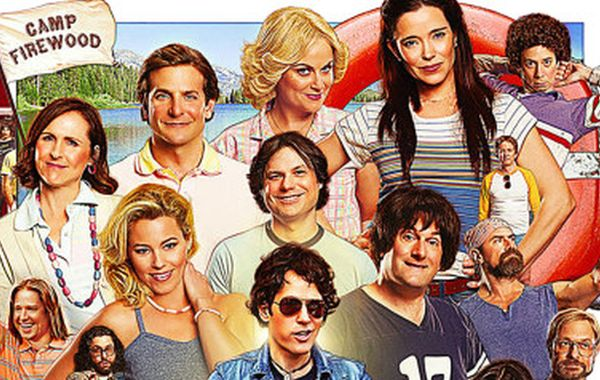 """Wet Hot American Summer,"" the Netflix series deliciously crazy not to be missed this summer"