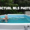 Bad MLS Photos: Above Ground Pool Included…With This Stud!