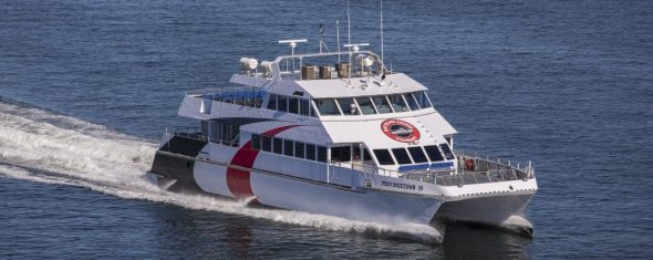 Cross Bay Ferry Connects Tampa & St. Pete by Water