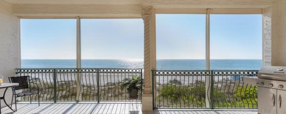 Madeira Beach Luxury Condominium with Direct Gulf Views