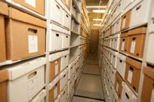 Archives Stacks