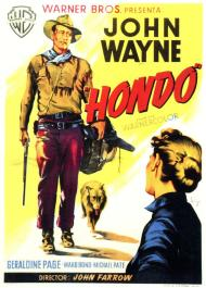 Farrow directed John Wayne in this 1953 Warnercolor 3D film based on a short story, The Gift of Cochise, by legendary western writer Louis L'Amour.