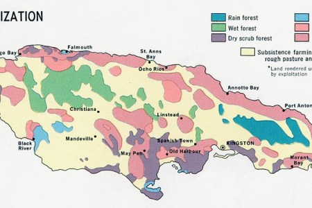 jamaica land 1968