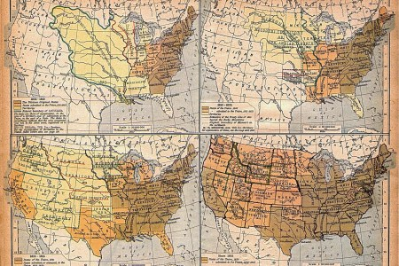 united states historical maps perry castañeda map