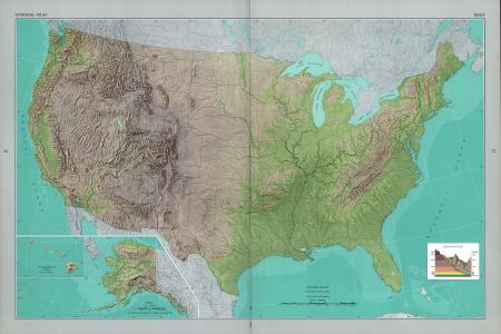 national atlas of the united states | tattoo design bild
