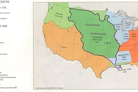 USA Geography Quizzes Fun Map Games Louisiana Purchase Kids - Us map louisiana