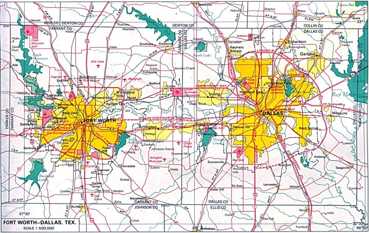 Zip Code Map of Dallas tx Dallas Metro Zip Code Map 2015