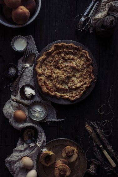 Peaches-and-Cream-Pie-Lovewell-Baking-Cpmpany-Food-Photography-Libby-Vision-South-Florida