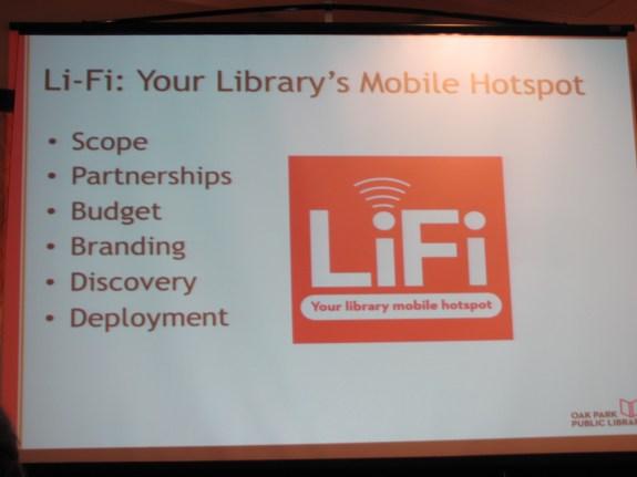 LiFi Service