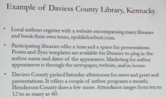 Daviess County example