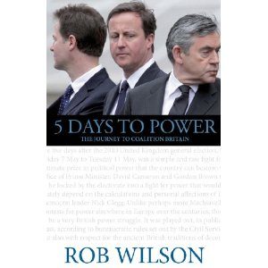 5 Days to Power - book cover