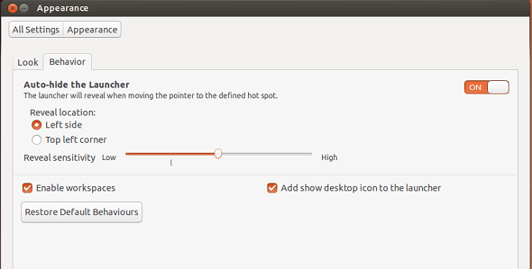 Automatically Hide And Adjust The Launcher In Ubuntu 13.04 ...