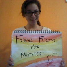 Emily- free from the mirror