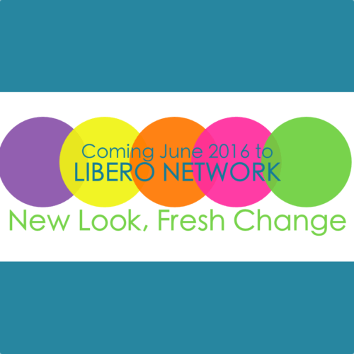 We are Rebranding--Stay Tuned! | Libero Network