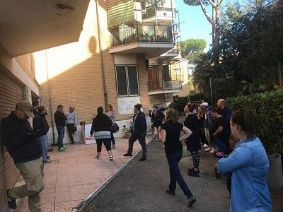 Scontri per case popolari Roma, arresti