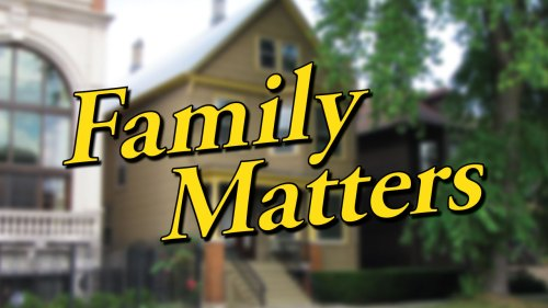 Medium Of Family Matters House