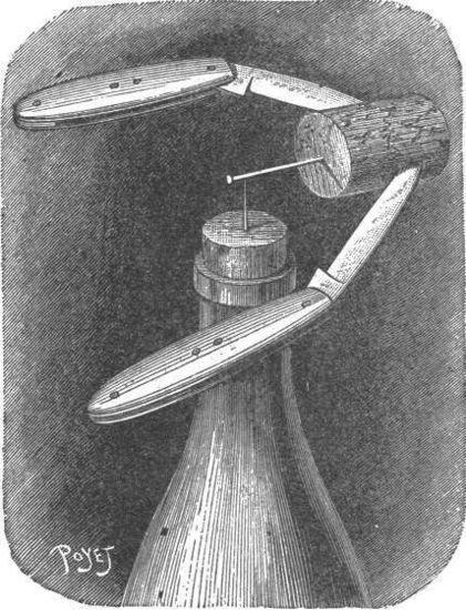 Cómo perforar un alfiler con una aguja