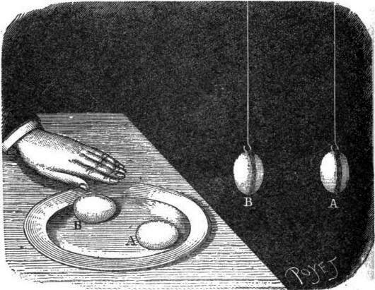 Cómo distinguir un huevo duro de uno crudo