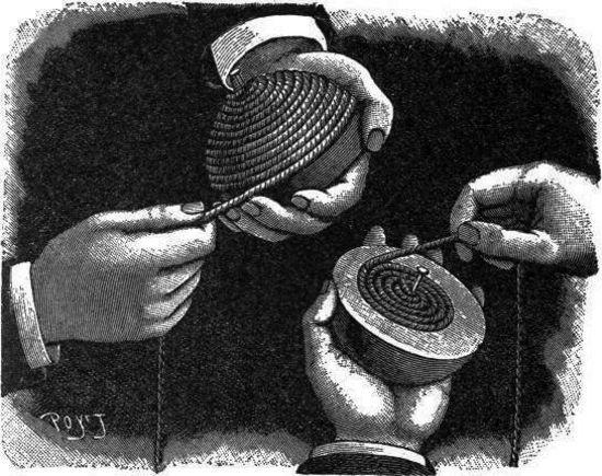 La superficie de la esfera