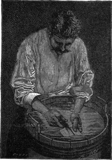 Cortar vidrio con tijeras