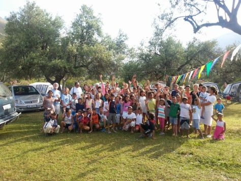 Lidia Foundation Summer Camp