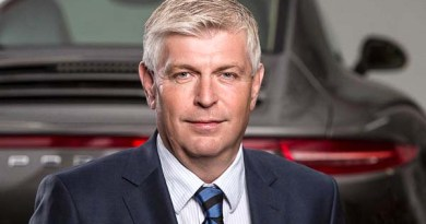 Michael Steiner is new Member of the Executive Board Research and Development at Porsche