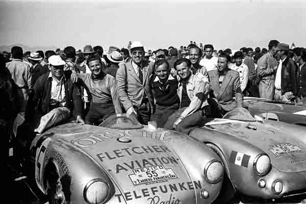 Porsche motorsport in Mexico – inspiring for more than 60 years