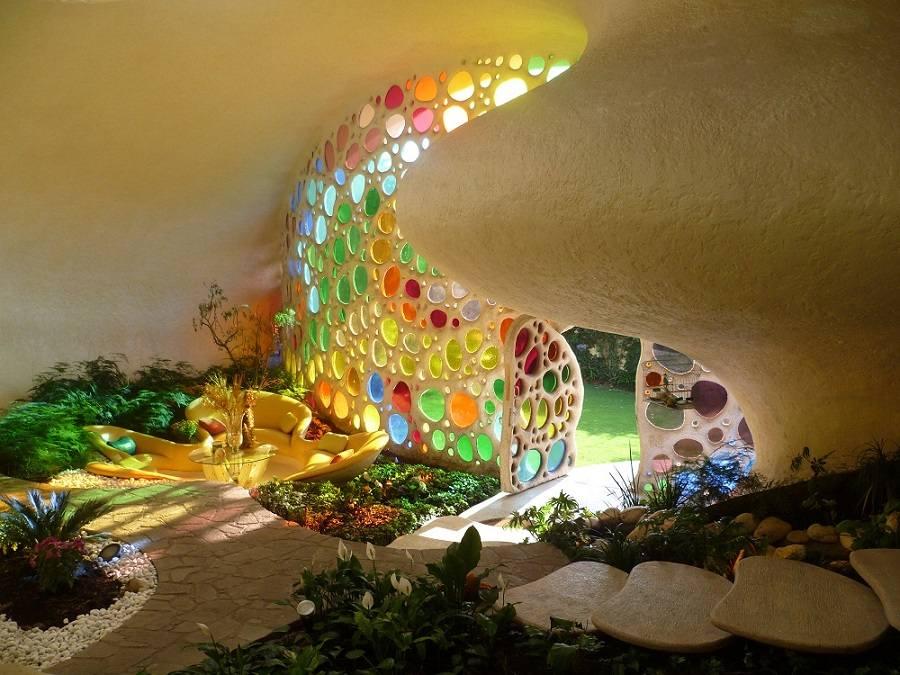 03-Nautilus House in New Mexico