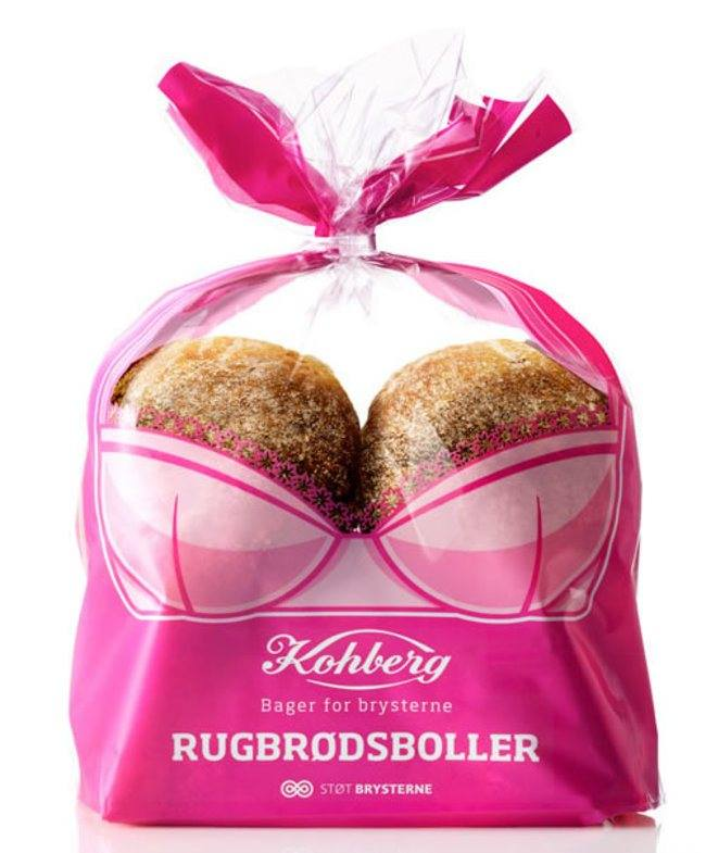 13-Bread Bra-Clever Product Packages