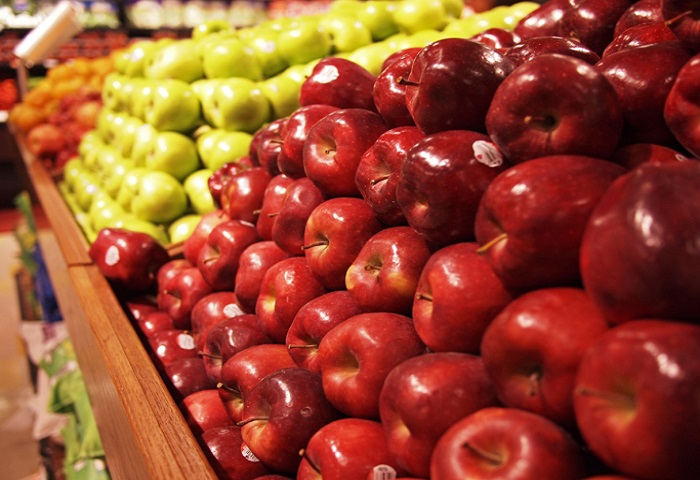 Apples Once A Month cleanse your organism