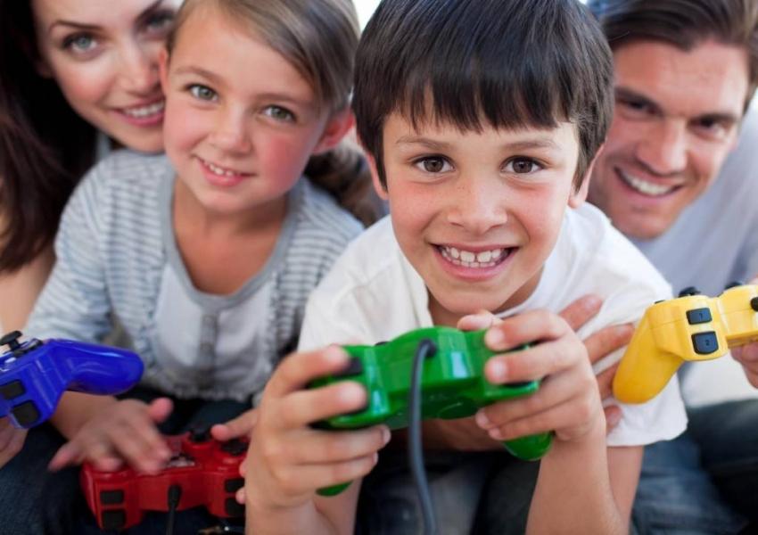 Video Games Help Improve Yourself