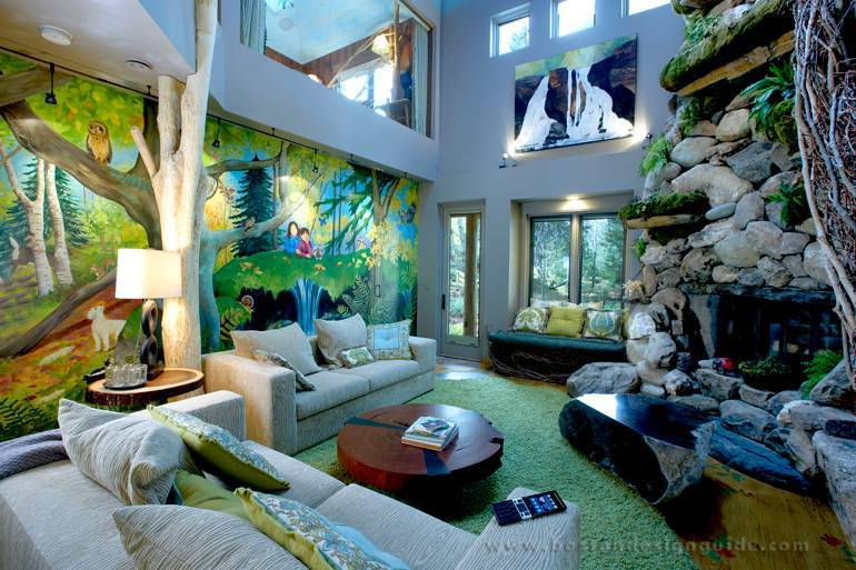 Bringing the Outdoors Indoors