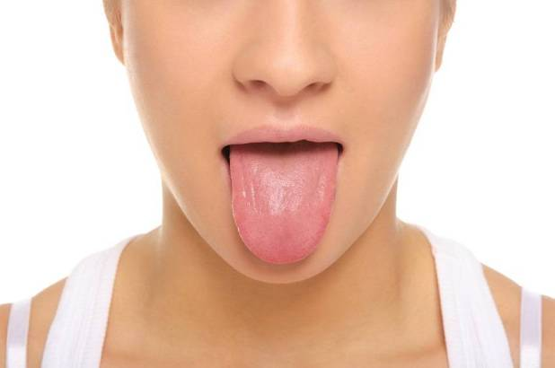 tongue color