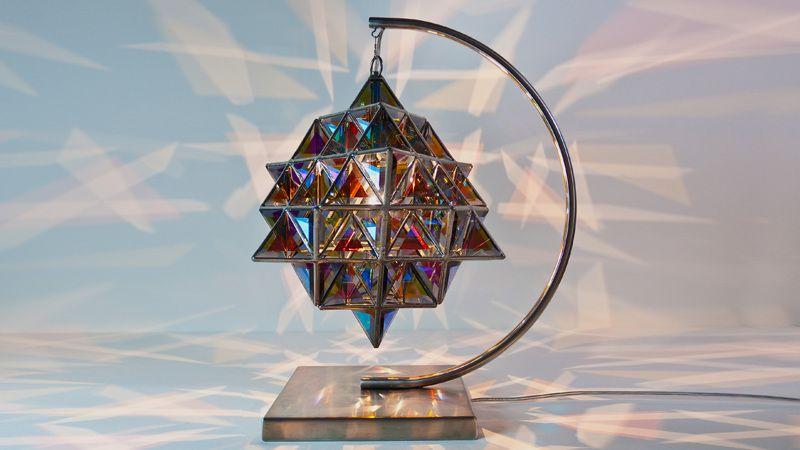 9 Glass Lamps-Zakay Glass