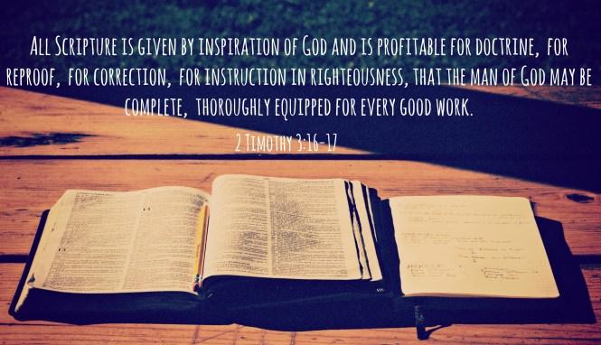 2 Timothy 3